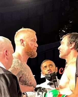 Ator de 'Game Of Thrones' vence luta de boxe com nocaute