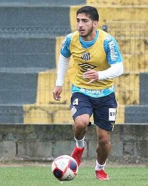 Venezuelano Matías Lacava vai fazer a estreia no Santos nesta terça