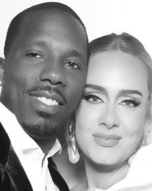 Adele publica a primeira foto com o seu namorado