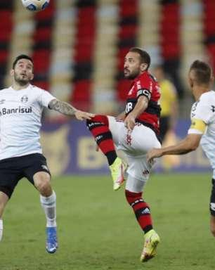 Grêmio vence no Maracanã e quebra sequência do Flamengo