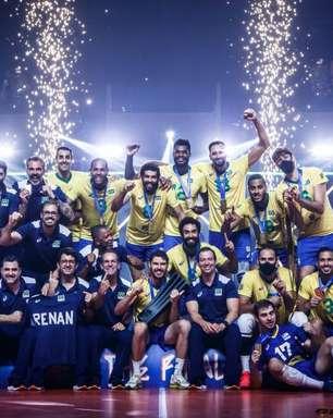 FIVB divulga as últimas seleções do Mundial de vôlei de 2022