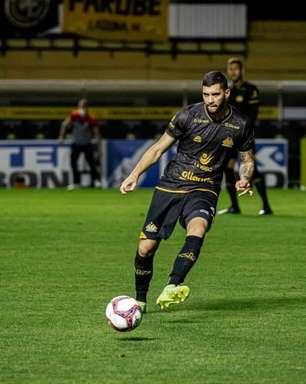 Marcel, do Criciúma, foca em vitória contra o Figueirense: 'Dá moral'