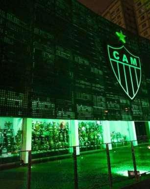 Atlético-MG tenta oferecer sede como garantia de dívida com André Cury, mas Justiça nega o pedido