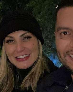 Grávida, Andressa Urach termina casamento com empresário
