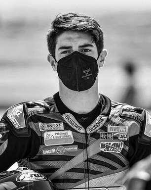 Piloto de 15 anos morre após acidente em prova da Superbike