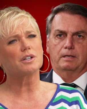 Resposta elegante de Bolsonaro a Xuxa causa espanto