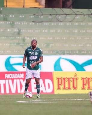 Após fazer 30 jogos pelo Guarani, Thales fala da importância em vencer o CRB: 'Nos aproximar do acesso'