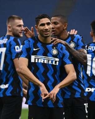 Lazio x Internazionale: onde assistir, horário e escalações do jogo do Campeonato Italiano
