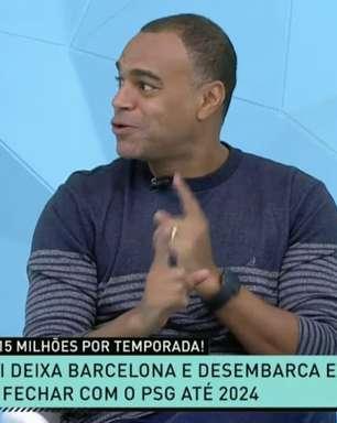 Denílson crava vencedor do clássico entre São Paulo e Corinthians: 'Vocês tremem'