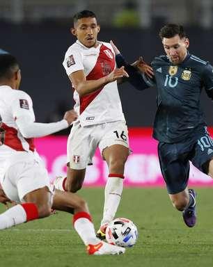 Argentina dá sequência na boa fase e vence o Peru por 1 a 0
