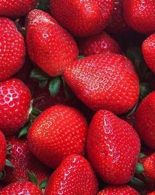 Comer 2 morangos por dia ajuda na saúde? Descubra os benefícios da fruta