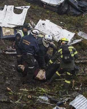 Documento aponta mais 12 empresas responsáveis pelo seguro de voo da Chapecoense