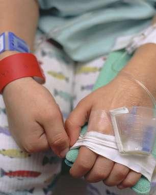Brasil registra aumento dos casos de SRAG em crianças