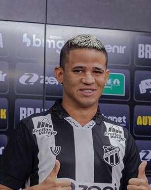 Erick ganha moral com o técnico Tiago Nunes