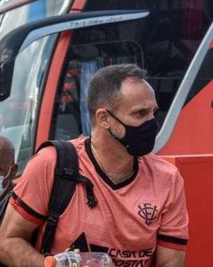 Em alta! Wagner Lopes elogia torcida do Vitória