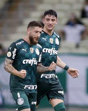 Zé Rafael faz golaço, e Palmeiras vence o Ceará no Castelão