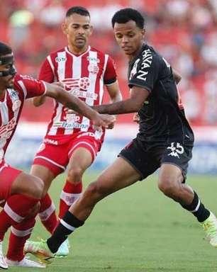 Após empate, Vasco perde chance de colar no G4; confira as probabilidades na reta final da Série B