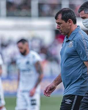 Santos tem tabela indigesta contra fuga do rebaixamento