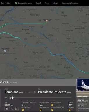 Terror nas alturas: forte turbulência atinge voo em SP
