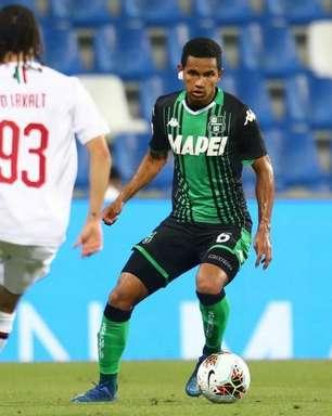 Rogério, do Sassuolo, comenta confronto contra a Juventus: 'Será uma partida muito difícil'