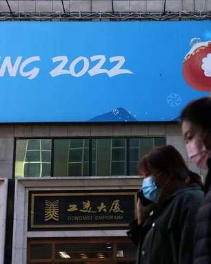 Pequim chega a 100 dias da Olimpíada de Inverno com alertas de Covid e direitos humanos