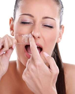 Aprenda truques para depilar o buço sem irritar a pele