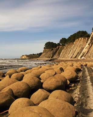 'Lonely Planet' elege as praias mais diferentes do mundo