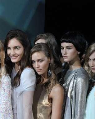 Cabelo e maquiagem naturais são principais apostas em Milão