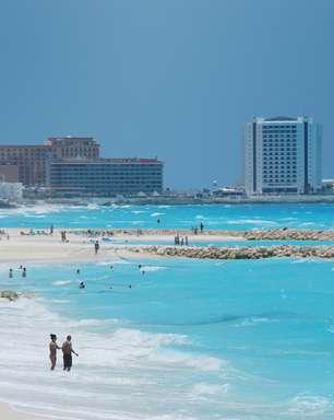 Cancún mistura praias paradisíacas e herança cultural maia