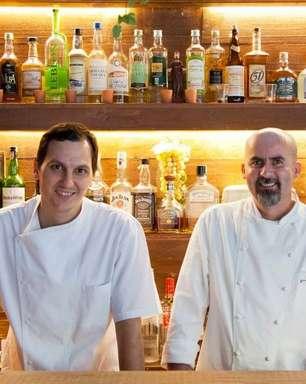 Chefs do D.O.M. servem pratos de R$ 5 a R$ 15 em evento