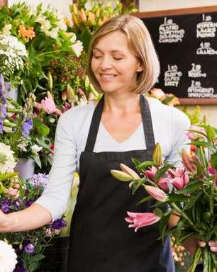 Pesquisa: jardineiros e floristas são os profissionais mais felizes