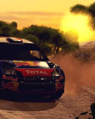Produtora libera etapa de rali na África para 'WRC 3'