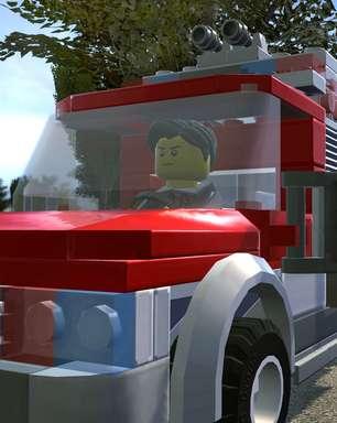 Veja imagens de 'Lego City: Undercover' para WiiU