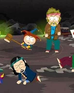 Lançamento de game de 'South Park' é adiado para 2014