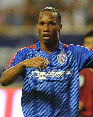 Clube chinês prepara queixa à Fifa contra saída do atacante Drogba