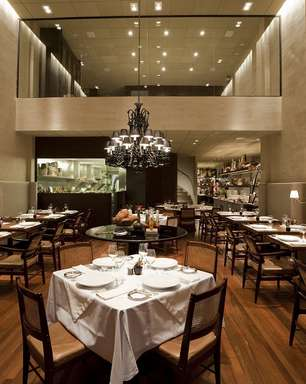 Com sala privativa, restaurante de SP é 4º melhor do mundo