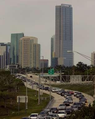Veja como fugir do trânsito de Miami, um dos piores dos EUA