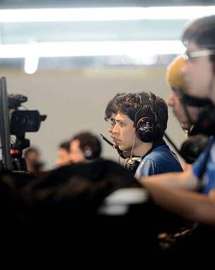 Etapa mundial de campeonato de games acontece na Campus Party