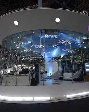 Campus Party: estrutura de internet abasteceria 1,2 mi de pessoas