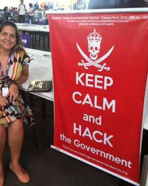 "Grupo convida público a ""hackear o governo"" e promover transparência"