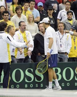 Soares vê triunfo na Davis como o mais importante da carreira