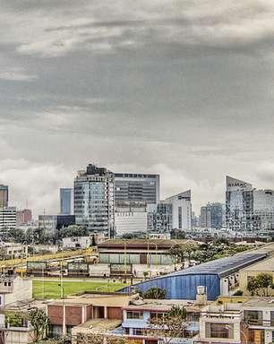 Centro financeiro de Lima oferece lazer e hotéis 5 estrelas