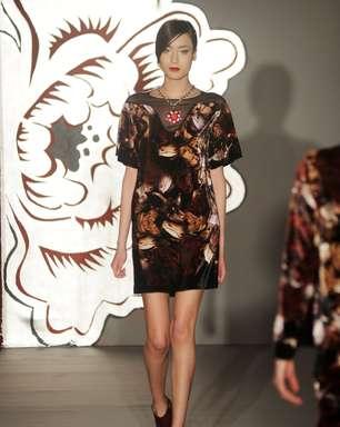 Grife Paola Frani abre oficialmente semana de moda de Milão