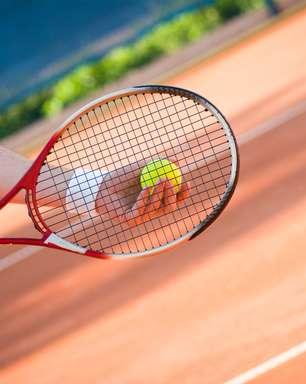 Quadras de tênis em Miami recebem famosos e amadores