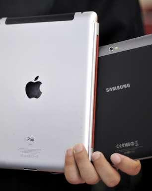 Começa novo julgamento entre Apple e Samsung por patente