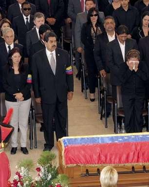 """Patriota diz que """"fica o exemplo e a liderança"""" de Chávez"""
