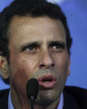 Oposição denuncia tentativa de emboscada a Capriles