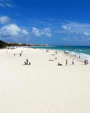 Confira 20 praias com areias brancas pelo mundo