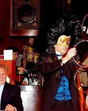 Positano oferece ópera e balé durante jantar em Buenos Aires