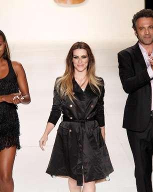 TNG nega que Cleo Pires tenha evitado colegas de novela no Fashion Rio